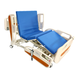 We sell Electric 5 Function Hospital Bed at reasonable price in Bangladesh. If you want to purchase the product, Contact Hotline 01911290527.